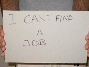 I Can't Find A Job