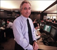 Bernie Madoff (photo credit unknown)